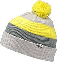 Зимняя шапка Ride 100% SCRAMBLER Beanie 100% Silver, One Size