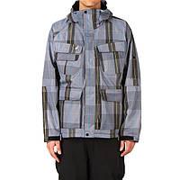 Зимняя куртка сноубордическая FOX FX2 Jacket серая, L
