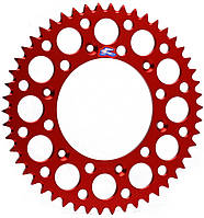 Звезда задняя Renthal Ultralight Red 520, 51z