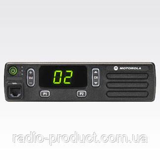 Motorola DM1400 403-470 MHz 25W ND ANALOG MTA504D, радиостанция мобильная, аналоговая