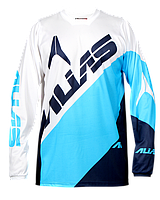 Джерси Alias A2 BLOCKED WHITE/BLUE M (шт.)