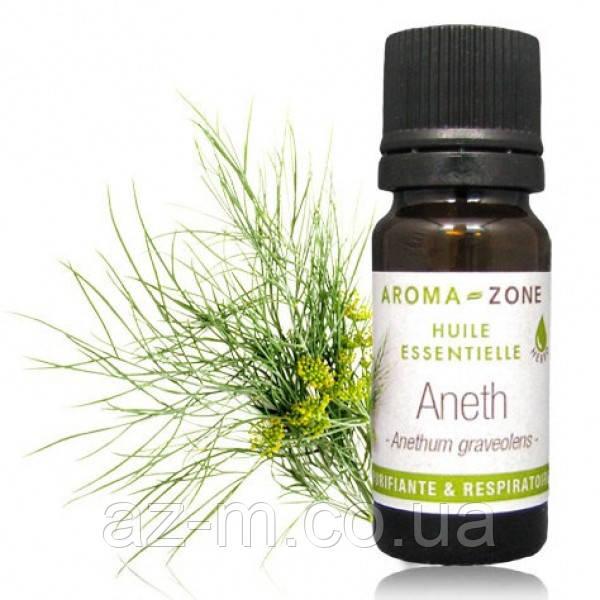Укроп (Anethum graveolens) эфирное масло, 10 мл