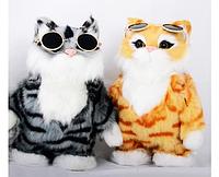 Говорящая игрушка Кот Марк повторюшка