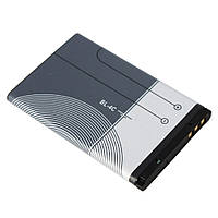 Аккумулятор для Nokia 1202, аккумуляторная батарея АКБ Nok BL-4C no logo
