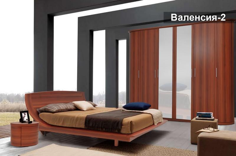 Кровать Валенсия-3
