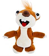 Бегающая игрушка - повторюшка Ленивец Сид 18 см