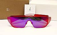 Женские солнцезащитные очки Dior Rihanna цвет сиреневый