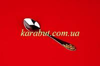 """""""Золотая ветка"""" Ложка чайная 1 сорт ( цена за 1шт в уп.12шт )"""