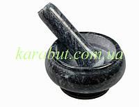 Ступка каменная мини D 9см H 5см (4-цвета)