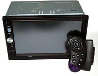 """Магнитола Pioneer 7022 - 2 DIN, 7"""", Bluetooth, сенсорный дисплей + Пульт на руль Гарантия!"""