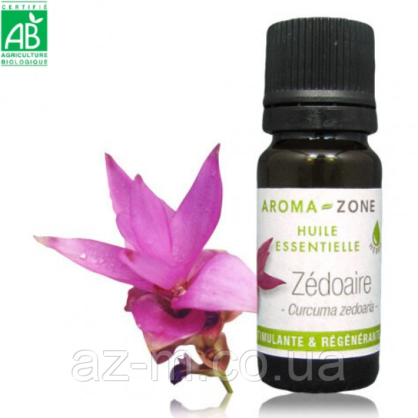 Цитварный корень (Curcuma zedoaria) эфирное масло, 10 мл