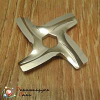 Нож для кухонного комбайна Krups Powermix Premium с шестигранником