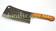 Топор секач с деревянной ручкой 10,5см*35,5см