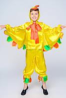 """Детский карнавальный костюм """"Петушок"""" №3 (р.95-120)"""