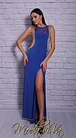 \Яркое вечернее платье  МС 142NW