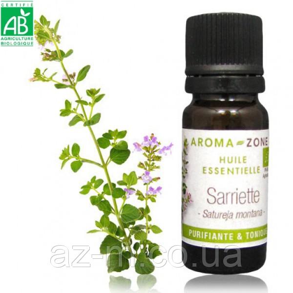 Чабер горный (Satureia montana) BIO эфирное масло, 10 мл