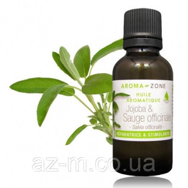 Шалфей лекарственный 20% (Salvia officinalis) эфирное масло, 30 мл