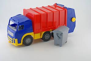 Машина «Акрос» мусоровоз