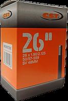 """Камера CST 14х1,75"""" AV 35 мм"""