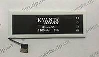 АКБ Kvanta для Apple iPhone 5C/ Apple iPhone 5S (1700 mAh)