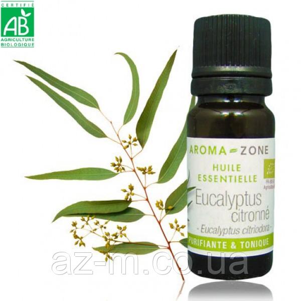 Эвкалипт лимонный (Eucalyptus citriodora) BIO эфирное масло