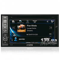DVD/USB автомагнитола Alpine INE-W990BT с GPS навигацией и Bluetooth