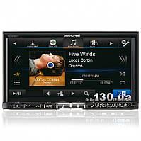 DVD/USB автомагнитола Alpine INE-W987D с GPS навигацией и Bluetooth