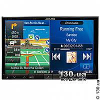 DVD/USB автомагнитола Alpine INE-W928R с GPS навигацией и Bluetooth