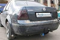 Прицепное устройство (Фаркоп) со съемным крюком VOLKSWAGEN BORA седан 1997-2003 г.в.