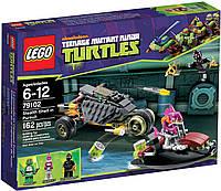 Lego Черепашки-Ниндзя 79102 Хитрый план преследования
