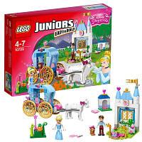 Конструктор лего джуниур Lego Juniors Карета Золушки 10729