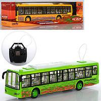 Автобус на радиоуправлении с резиновыми колесами