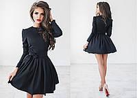 Стильное молодежное платье  Мемори