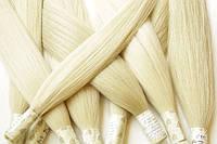 Славянские волосы для наращивания в срезах БЛОНД, 55 см, 100 г