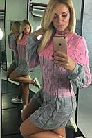 Женское зимнее платье-туника ВВ 2014NW