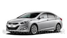 Защита картера двигателя и кпп Hyundai i40 2011-