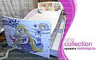 Кровать РАПУНЦЕЛЬ, детская мебель РАПУНЦЕЛЬ для девочки купить http://кровать-машина.com.ua/ БЕСПЛАТНАЯ ДОСТАВКА! Мебель РАПУНЦЕЛЬ с рисунками под заказ!