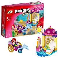 Конструктор лего джуниур Lego Juniors Карета Ариэль 10723