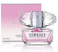 Versace  Bright Crystal  50ml женская туалетная вода  (оригинал)