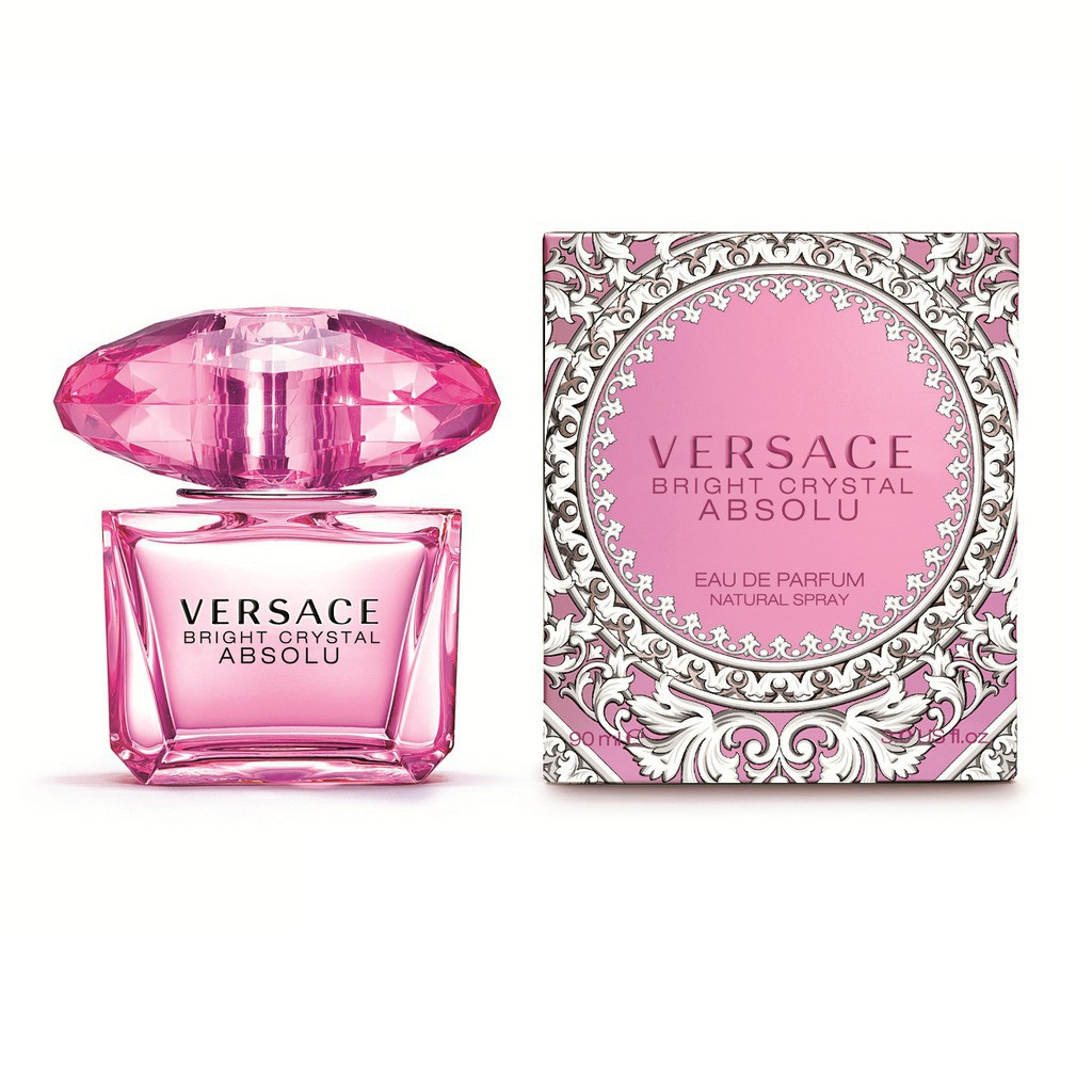 Парфюмерная вода Versace  Bright Crystal Absolu  90ml  (tester)