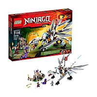 Конструктор лего ниндзяга Lego ninjago Титановий дракон 70748, фото 1