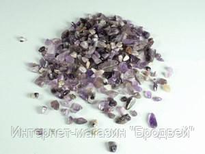 Камень Аметист  500 грамм