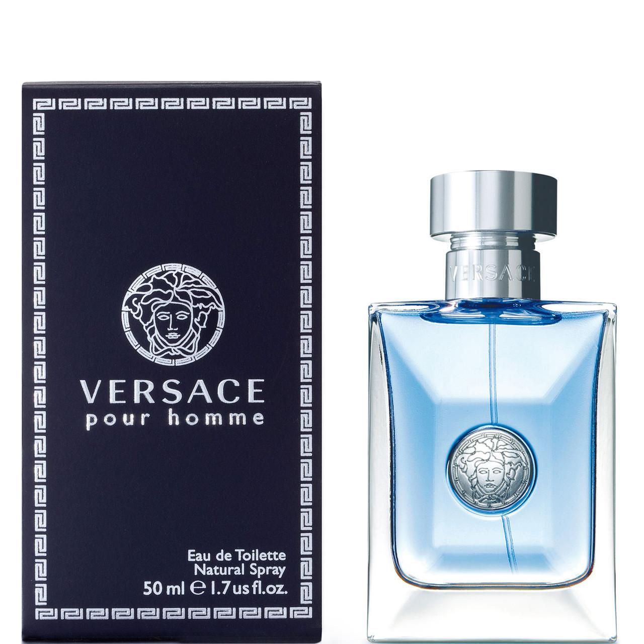 Чоловічі парфуми Versace Pour Homme