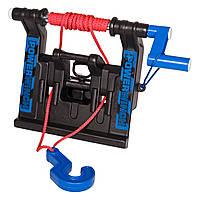 Лебедка для трактора Rolly Toys голубая