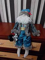 Санта Клаус с колокольчиком ручной работы 9NS