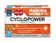 Леденцы с медом Манука 400+ и ксилитолом Manuka Health, 16шт.