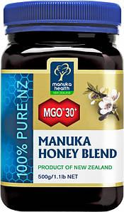 Мед Манука 30+ и цветочный (50%-50%) Manuka Health, 500г