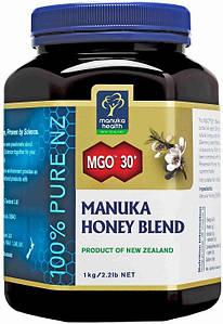 Мед Манука 30+ и цветочный (50%-50%) Manuka Health, 1кг