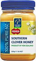 Мед новозеландский клеверный Manuka Health, 500г