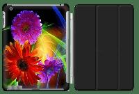 Чехол с фото для Apple iPad 2 3 4 + обложка Smart Cover